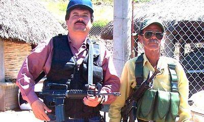 Băng đảng ma túy khét tiếng thế giới của 'bố già' Guzman