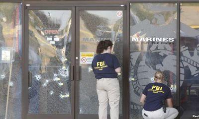 Nghi vấn kẻ xả súng khiến 5 quân nhân Mỹ thiệt mạng có liên hệ với IS