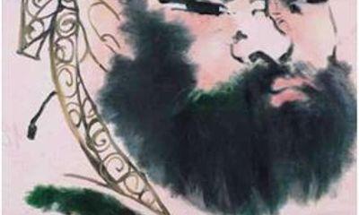 Hiện trường - Trưng bày bộ tranh sơn dầu cỡ lớn minh họa nội dung Truyện Kiều