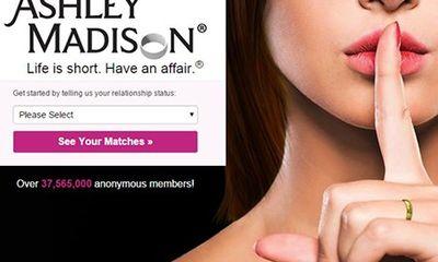 Hiện trường - 33 triệu người 'run rẩy' vì sợ lộ chuyện ngoại tình