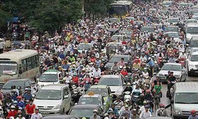 Mỗi năm dân số Hà Nội tăng gấp 100 lần