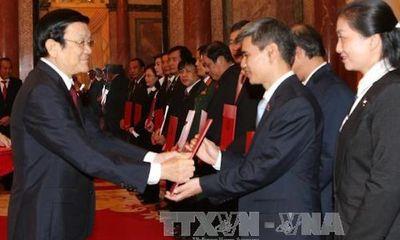 15 thẩm phán Tòa án nhân dân Tối cao mới được bổ nhiệm