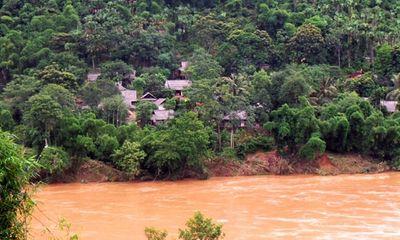 Cầu 20 tỷ đồng vừa đi vào sử dụng đã bị nước lũ cuốn trôi tại Thanh Hóa
