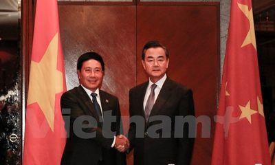 Việt- Trung trao đổi thẳng thắn về vấn đề Biển Đông