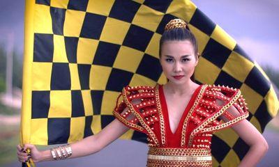 Thanh Hằng khai màn cuộc đua Vietnam's Next Top Model 2015