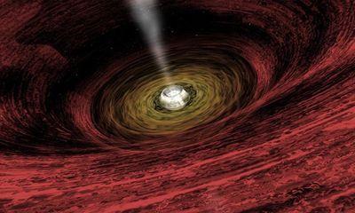 """Phát hiện mới: """"Suối lỗ đen"""" kiểm soát sự ra đời của các ngôi sao"""