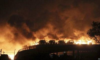 Nổ lớn tại Trung Quốc: Số người thiệt mạng lên tới 42
