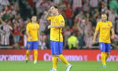 Athletic Bilbao 4-0 Barcelona: