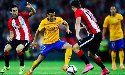 Barcelona 1-1 Athletic Bilbao: Bất lực ở Camp Nou