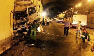 Hiện trường - Tai nạn nghiêm trọng trong hầm đường bộ dài nhất Đông Nam Á