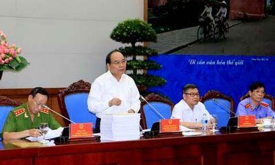 Hoạt động nổi bật của Lãnh đạo Chính phủ trong tuần