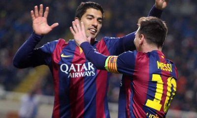 Athletic Bilbao 0-1 Barca: 3 điểm vất vả