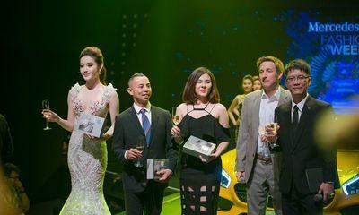 Huyền My kín đáo mà gợi cảm, Vân Trang thay liền 2 váy