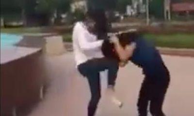Công an vào cuộc vụ nữ sinh bị đánh hội đồng rồi quay clip