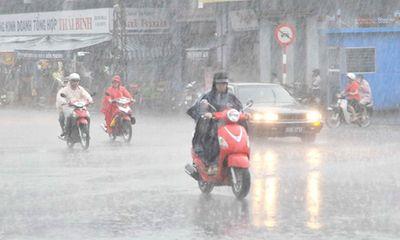 Dự báo thời tiết ngày mai 29/8: Mưa dông, tố lốc nhiều nơi