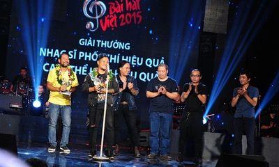 """Liveshow 4 Bài hát Việt tháng 8: Ygaria đoạt """"cú đúp"""" 3 giải thưởng"""