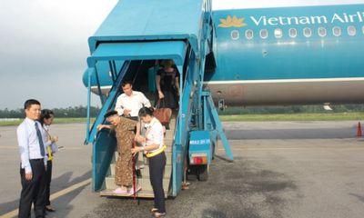 Vietnam Airlines hoãn chuyến bay khẩn cấp vì hành khách dọa... có bom