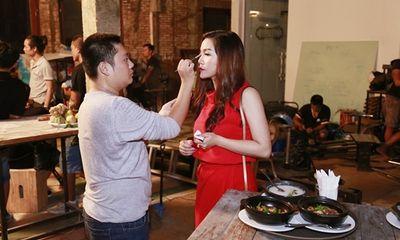 Ngọc Anh quay MV tặng con gái rượu nhân dịp Trung thu