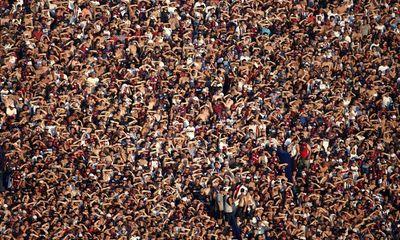 19 chốn đông người đến nghẹt thở trên thế giới