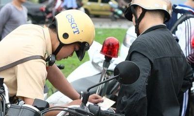 Tăng mức phạt vi phạm giao thông gấp nhiều lần?