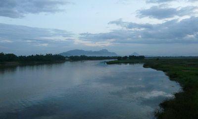 Vận hành liên hồ chứa lưu vực sông Vu Gia - Thu Bồn