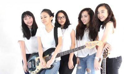 TBC - Nhóm nhạc nữ sống theo đam mê