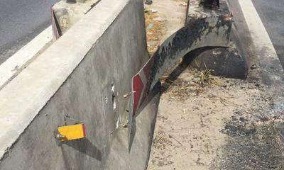 """Cảnh giác với những mố cầu """"tử thần"""" trên Quốc lộ 1A"""