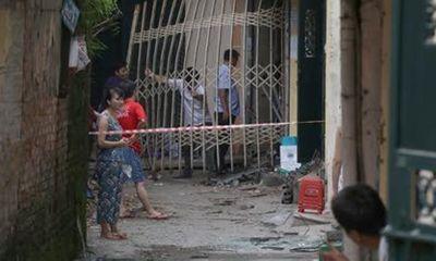 Truy bắt nghi phạm vụ nổ rúng động ngõ Thông Phong