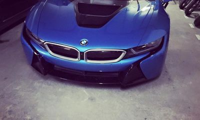 Phát hiện chủ nhân siêu xe BMW i8 giá 7 tỷ đồng gây xôn xao ở Hà Nội