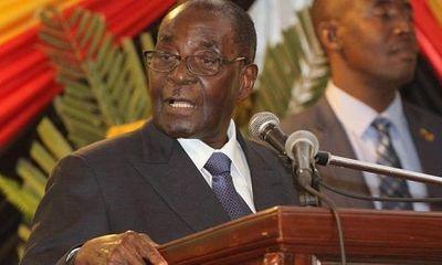 Tổng thống Zimbabwe