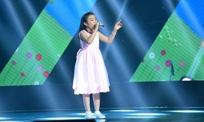Giọng hát Việt Nhí: