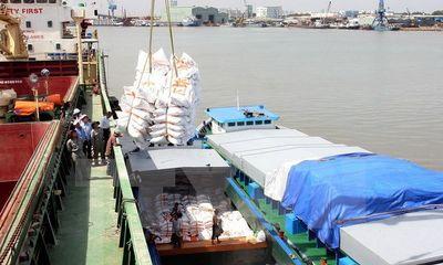 Việt Nam thắng thầu 450.000 tấn gạo xuất sang Philippines