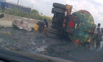 Hơn 150 người thương vong do xe chở dầu phát nổ ở Nam Sudan