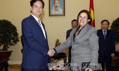 Thủ tướng tiếp Bộ trưởng Bộ Tài chính và Vật giá Cuba