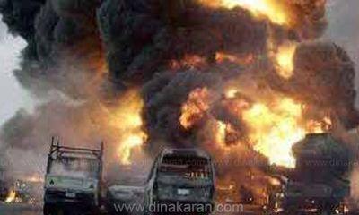 Nổ xe chở dầu ở Nam Sudan: Con số thương vong lên tới 226