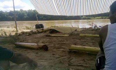 Nhảy xuống sông Lam cứu vợ, cả hai vợ chồng đuối nước tử vong