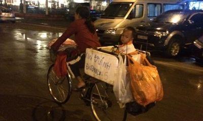 8X Hà Thành mang Trung thu đến với hai mẹ con vô gia cư