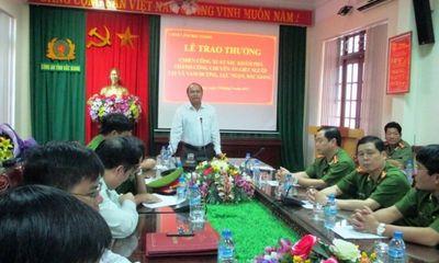 Công an thông tin chính thức vụ giết người phi tang xác ở Bắc Giang