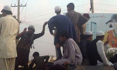 Mỹ không kích sau khi Taliban chiếm thành phố Kunduz