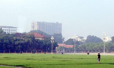 Cao ốc 8B Lê Trực: Dự án đã chấp thuận phù hợp định hướng Quy hoạch chung Thủ đô