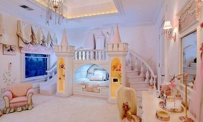 Phòng ngủ tuyệt đẹp của các