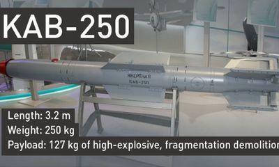 Cận cảnh vũ khí thông minh Nga đang dùng ở Syria