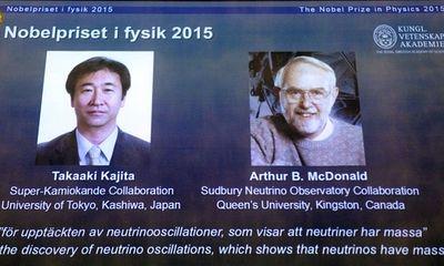 Người giải mã bí ẩn hạt neutrino