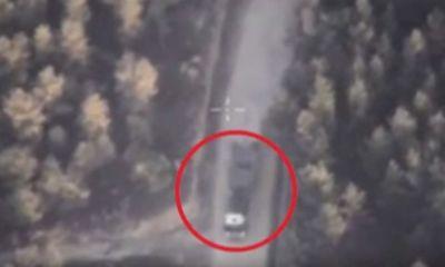IS chạy trốn không kích Nga tại Syria
