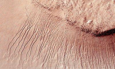 NASA sắp đưa con người lên khám phá sao Hoả