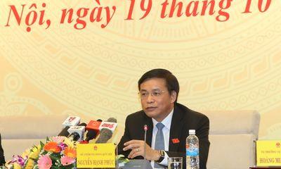 Kỳ họp Quốc hội thứ 10: Chất vấn tổng thể các lĩnh vực