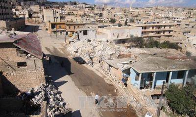 Nga phá hủy hàng chục mục tiêu IS