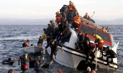 Chìm thuyền di cư ở Hi Lạp: Gần 30 người thiệt mạng trong 3 ngày