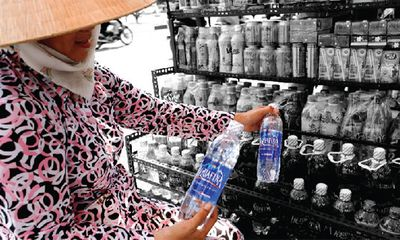 Aquafina dùng nước công cộng đóng chai: Vì sao Pepsico Việt Nam chưa lên tiếng?