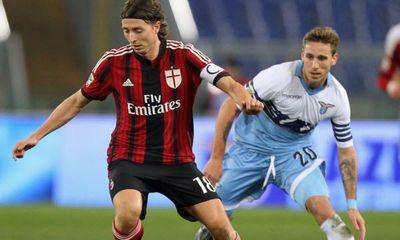 Đánh bại Lazio, AC Milan lần đầu vào Top 5